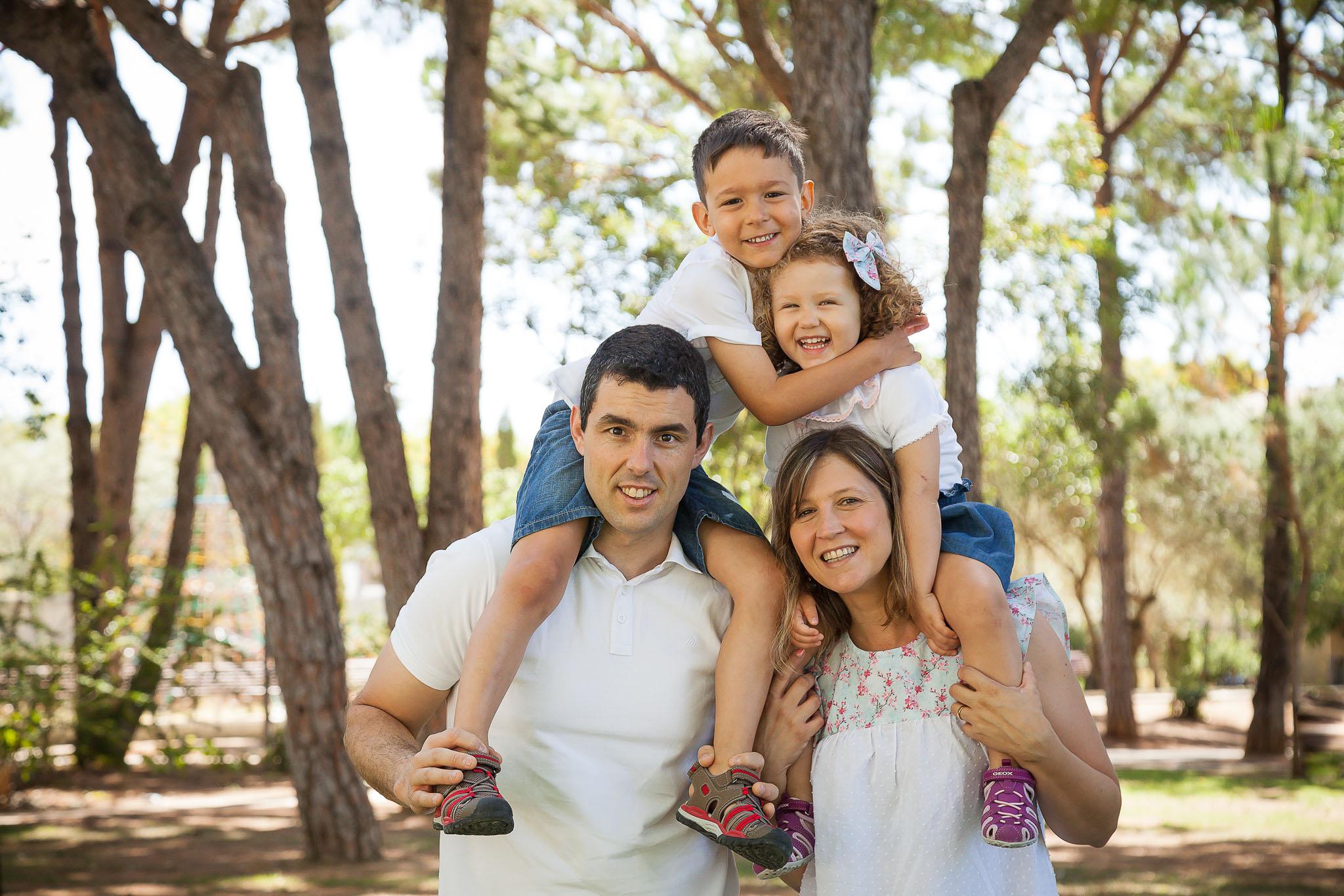 Sessão Fotográfica de Família em Loulé - Algarve